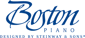 Boston piano logo