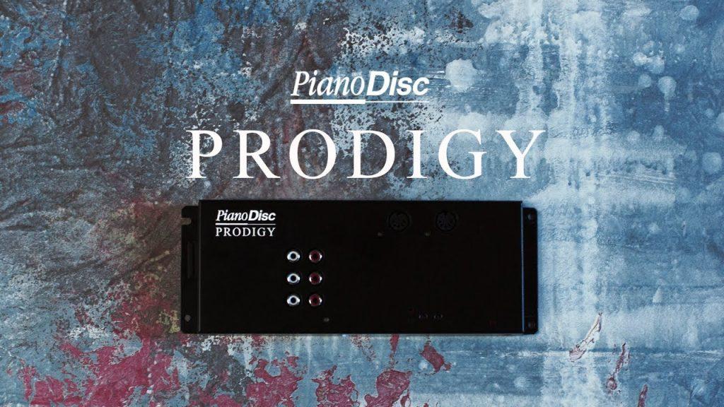 Hệ thống tự động chơi piano Prodigy
