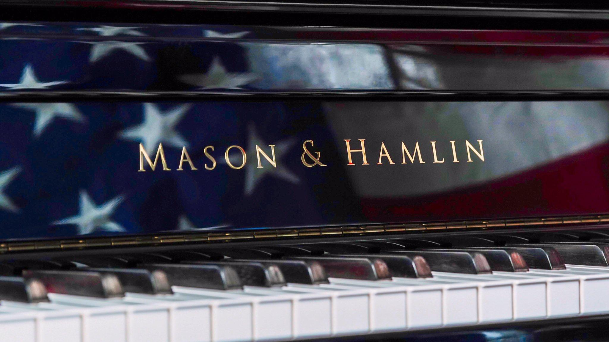 Đàn piano Mason & Hamlin