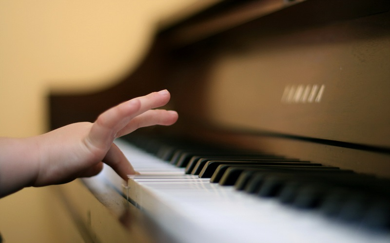 Piano touch & sound