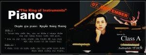 Chuyên gia piano Phương Nguyễn