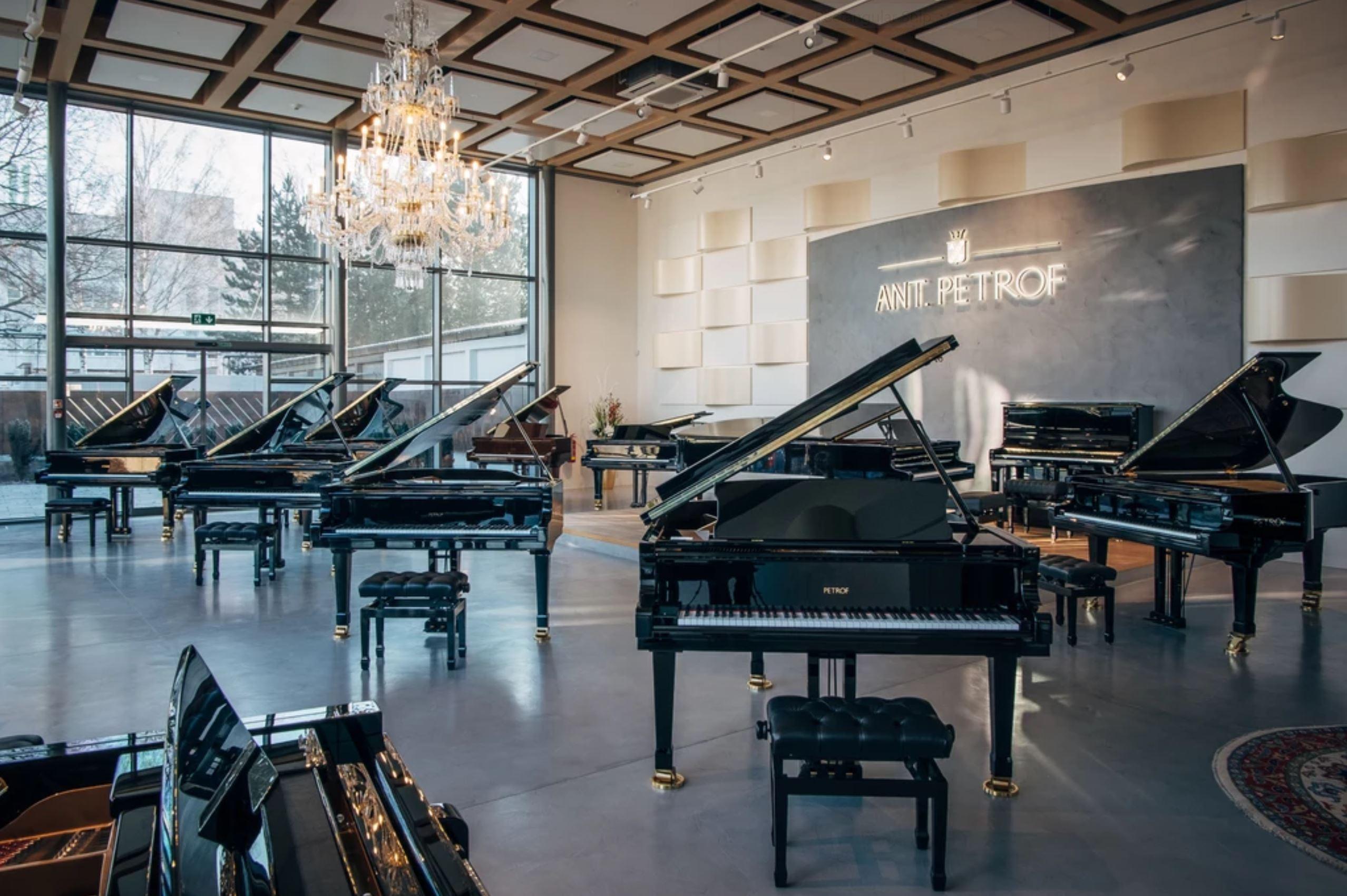 mua đàn piano Petrof ở đâu
