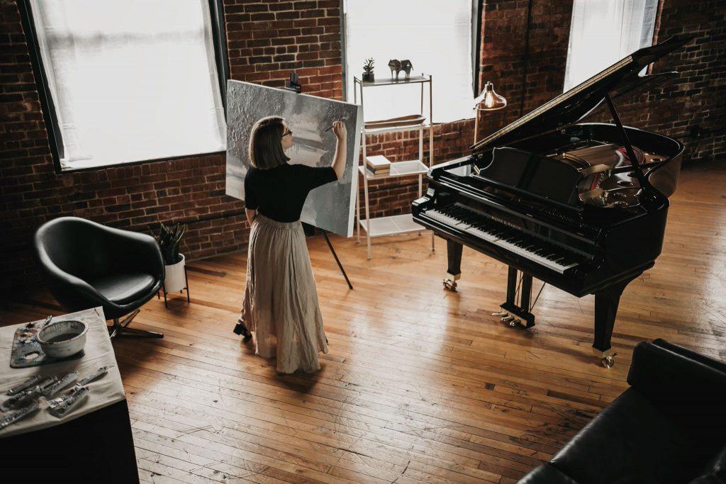 """Thưởng thức các bản nhạc """"sống"""" tại nhà với cây Mason & Hamlin tư động chơi công nghệ cao"""