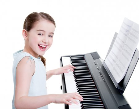 Basic piano for kid
