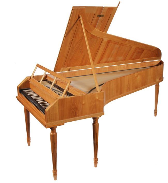 PianoForte Andreas Stein