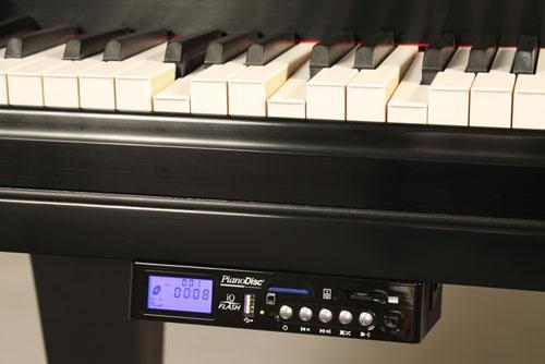 Piano hybrid - kết hợp pianodisc