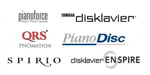 hệ thống tự động piano