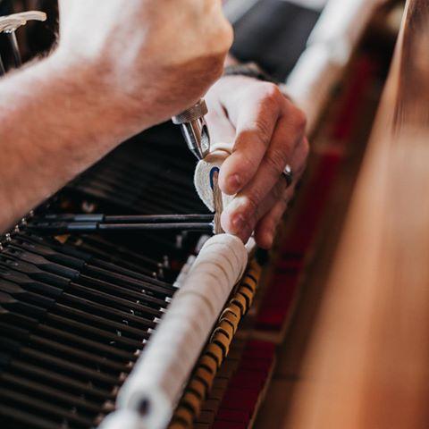 voicing cho búa đàn piano