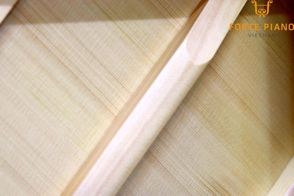 Soundboard TAV Apollo gỗ Spruce