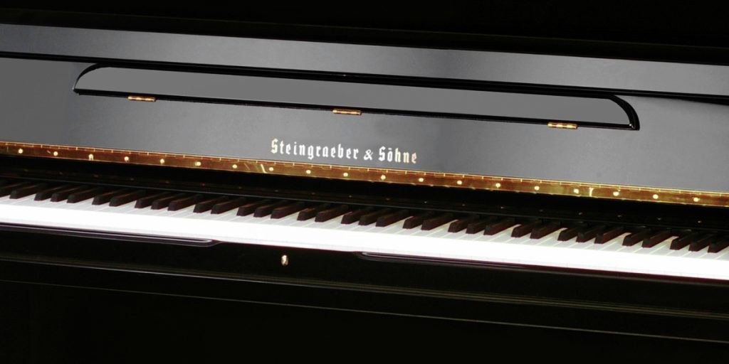 Steingraeber 138 Upright