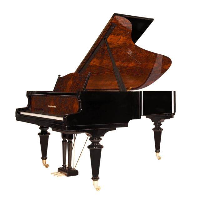 Kiểu dáng grand piano